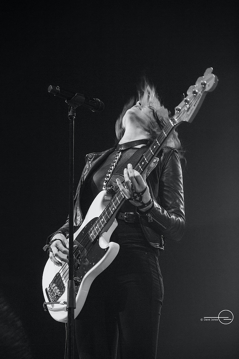 Phantogram Rochester Ny 011317 - Empire West Live | Music Photography Rochester NY | Rochester NY Music Photographer