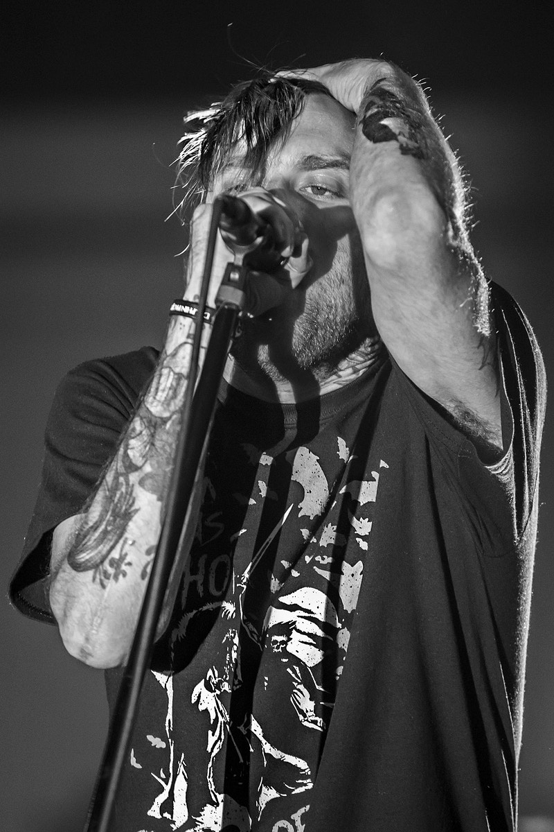 The Used Taking Back Sunday Main St Armory 040914 - Empire West Live | Music Photography Rochester NY | Rochester NY Music Photographer