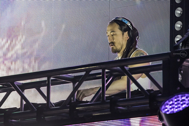 Steve Aoki Neon Future Experience 031115 - Empire West Live | Music Photography Rochester NY | Rochester NY Music Photographer