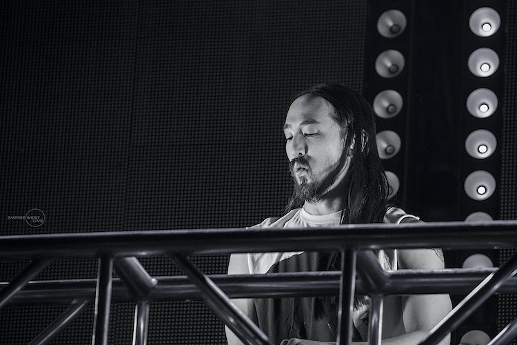 Steve Aoki Neon Future Experience 031115 - Empire West Live   Music Photography Rochester NY   Rochester NY Music Photographer