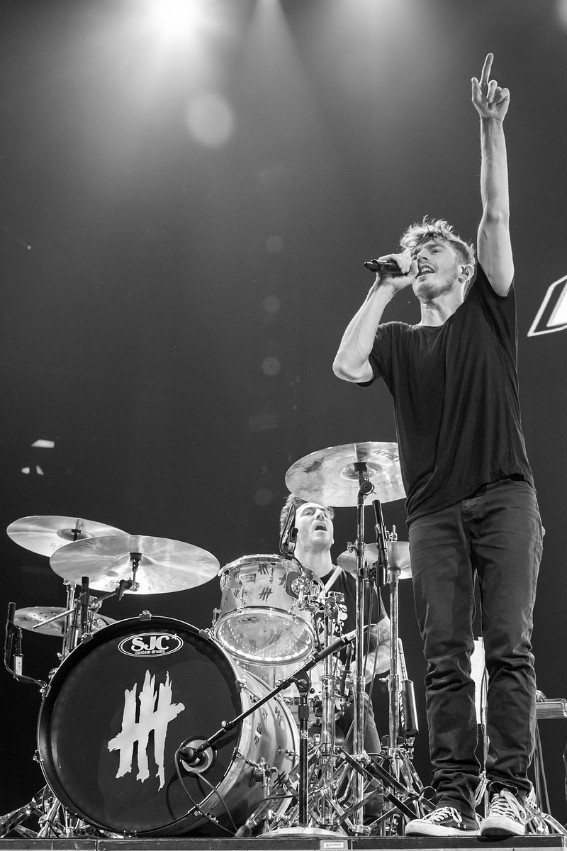 New Politics Barclays Center 020114 20115 - Empire West Live   Music Photography Rochester NY   Rochester NY Music Photographer