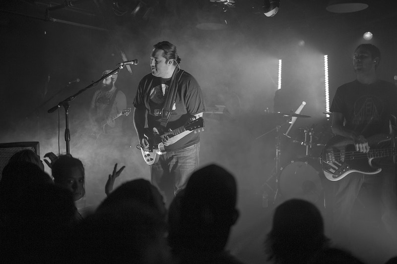 Automatic Winter Tour 2014 Water St Music Hall 022314 - Empire West Live   Music Photography Rochester NY   Rochester NY Music Photographer
