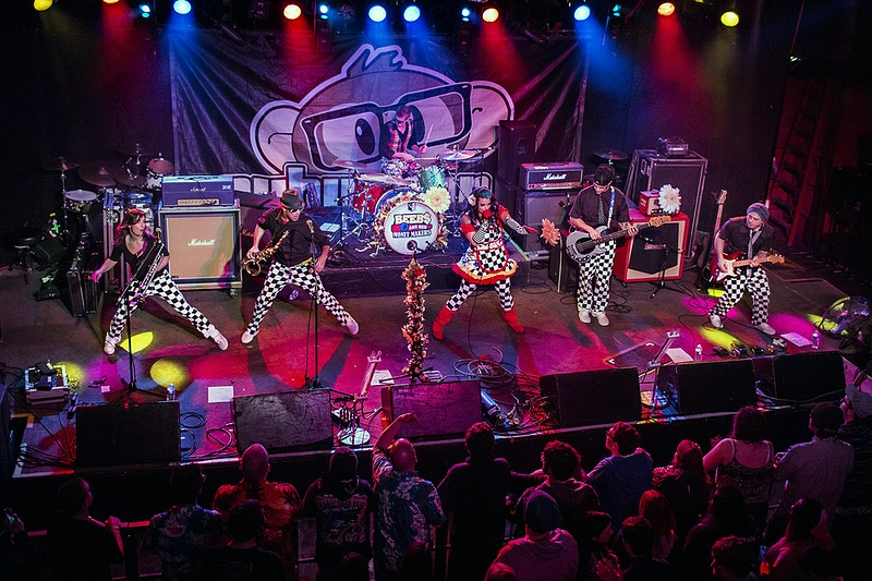 Dont Stop Skankin Tour Water St Music Hall 032014 - Empire West Live   Music Photography Rochester NY   Rochester NY Music Photographer