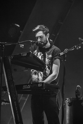 Bastille Main St Armory 102414 - Empire West Live | Music Photography Rochester NY | Rochester NY Music Photographer