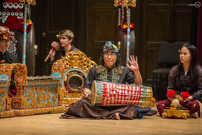Gamelan Kilborne Hall Rochester Ny 042516 - Empire West Live | Music Photography Rochester NY | Rochester NY Music Photographer
