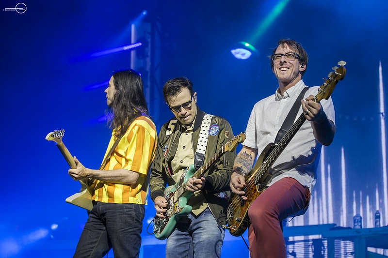 Panic At The Disco Weezer Cmac Canandaigua Ny 062516 - Empire West Live   Music Photography Rochester NY   Rochester NY Music Photographer