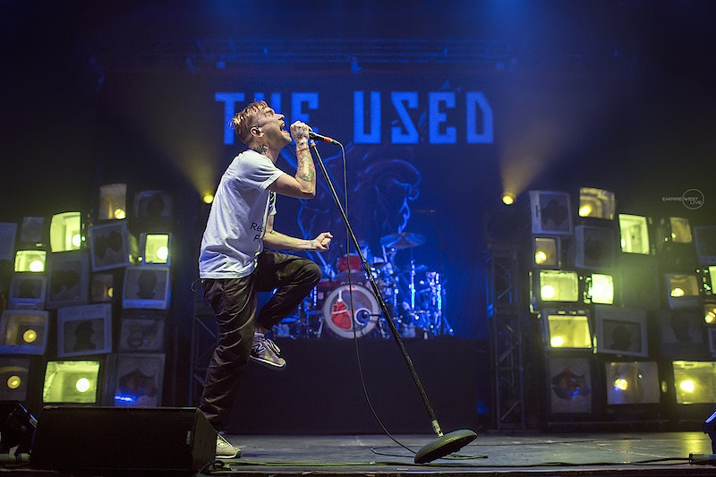 The Used Chevelle Rochester Ny 050815 - Empire West Live   Music Photography Rochester NY   Rochester NY Music Photographer