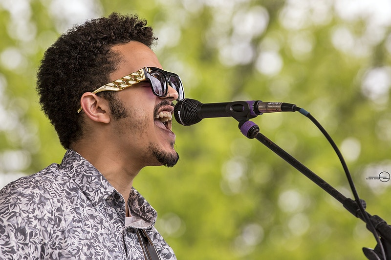 Eli Flynn Upward Groove Lilac Fest Rochester Ny 051917 - Empire West Live | Music Photography Rochester NY | Rochester NY Music Photographer