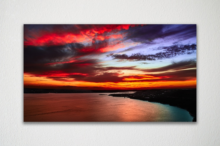 Lake Travis Sunset - Epochist
