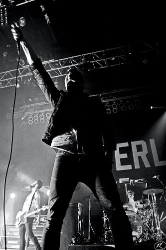 Anberlin - eric riley.