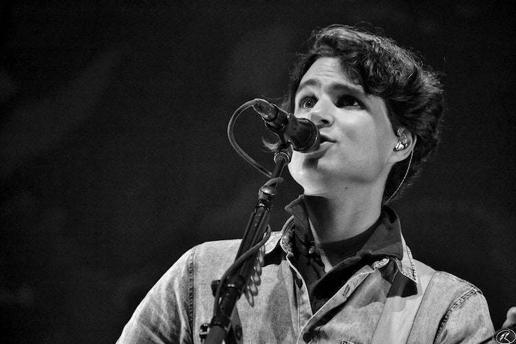 Vampire Weekend - eric riley.