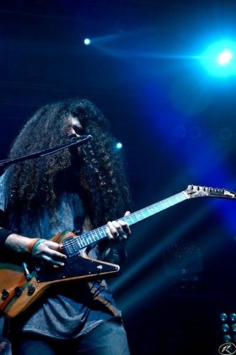 Coheed & Cambria - eric riley.