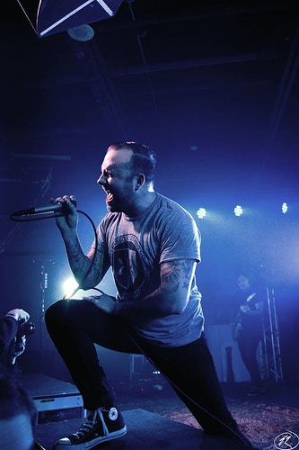 August Burns Red - eric riley.