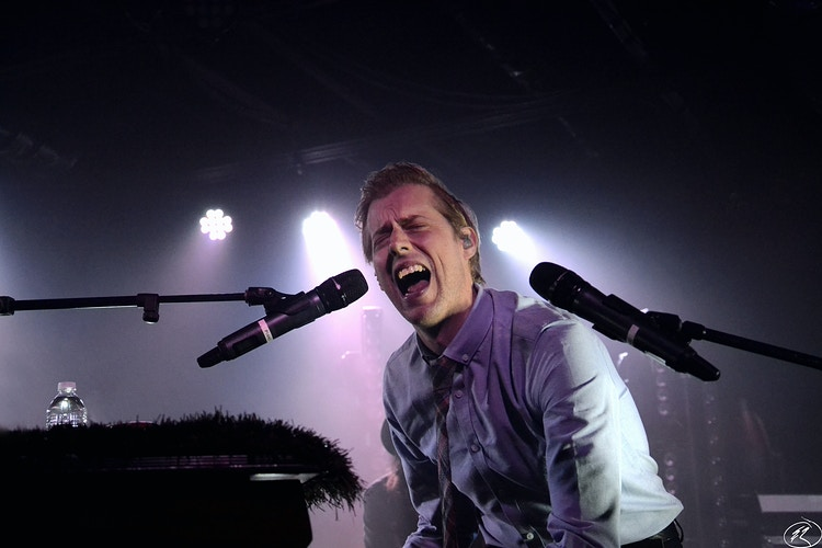 Andrew McMahon in the Wilderness - eric riley.