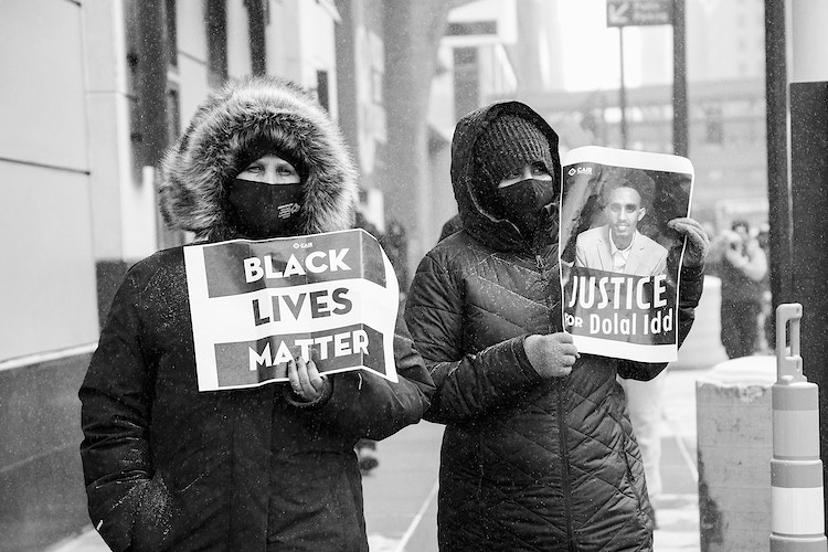 Black Lives Matter - Erin D. Carter