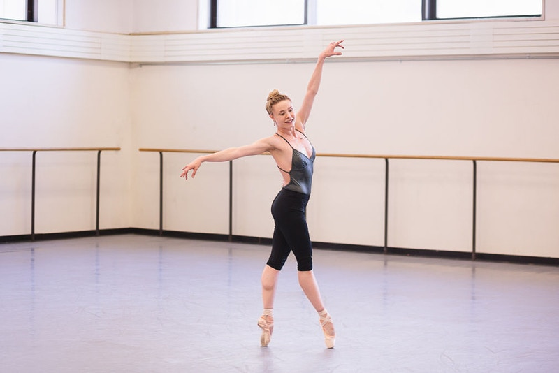 Sara Mearns - Erin Kestenbaum Photography