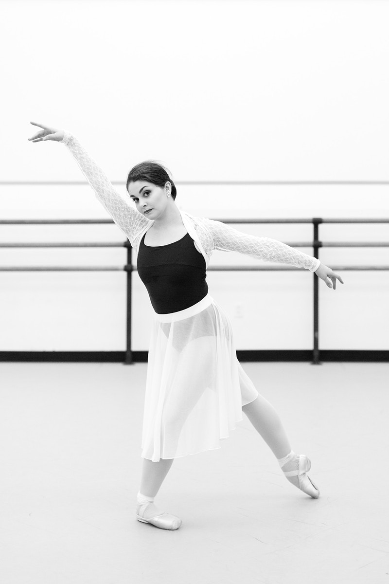 To Dance A Ballet - Erin Kestenbaum Photography