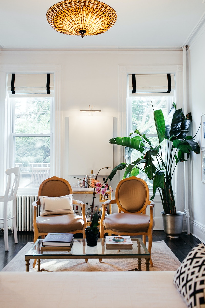 Park Slope Brownstone - Erin Kestenbaum Photography