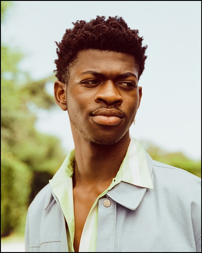 Lil Nas X Paper Magazine - Ethan Gulley | Los Angeles Photographer