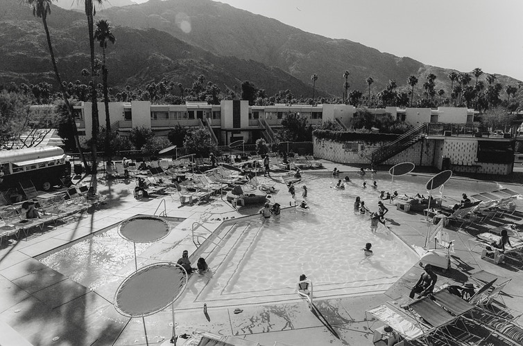 Ace Hotel Palm Springs - Ethan Gulley | Los Angeles Photographer