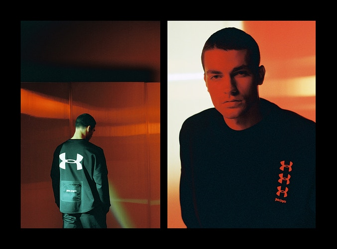 Under Armour X Palm Angels Lookbook - Ethan Gulley | Los Angeles Photographer