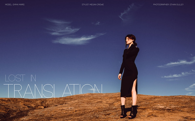 Lost In Translation - Ethan Gulley | Los Angeles Photographer