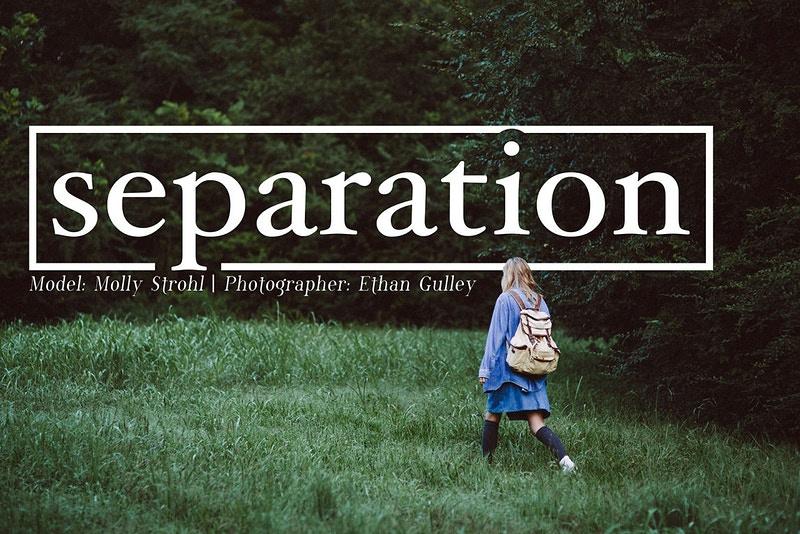 Separation 2013 - Ethan Gulley | Los Angeles Photographer