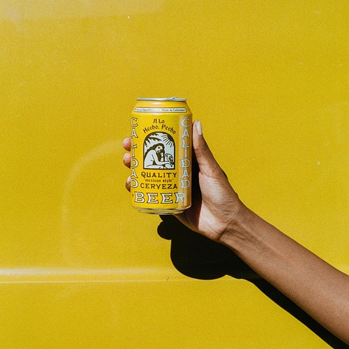 Calidad Beer - Ethan Gulley | Los Angeles Photographer