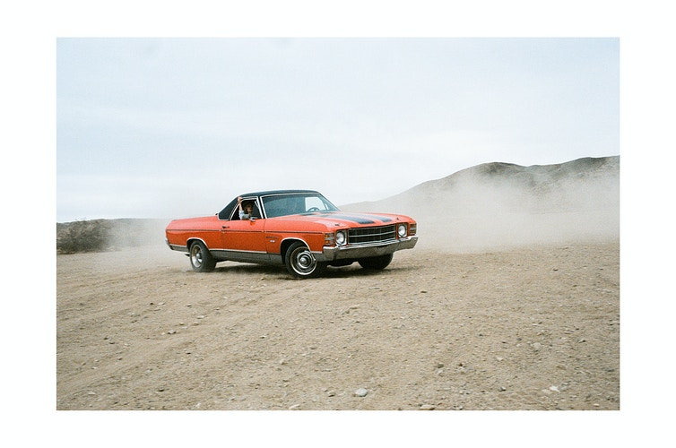 El Camino Live Fast Magazine - Ethan Gulley   Los Angeles Photographer