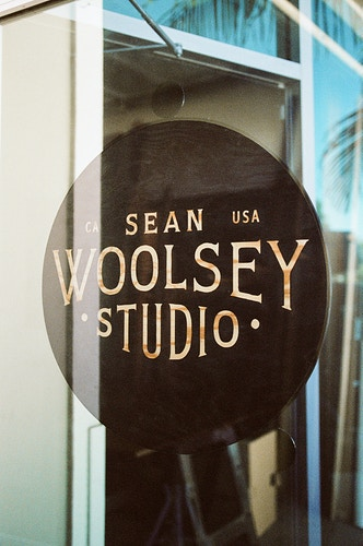 Sean Woolsey Woven Magazine - Ethan Gulley | Los Angeles Photographer