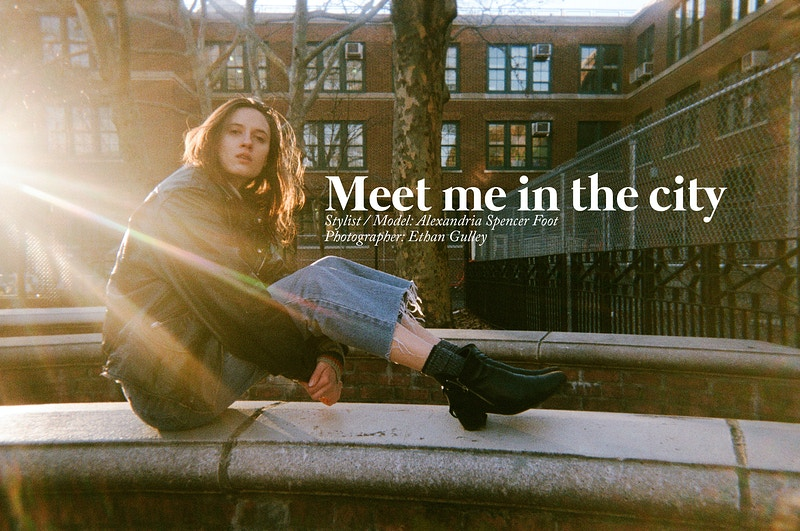 Meet Me In The City Fashion Grunge Magazine - Ethan Gulley   Los Angeles Photographer