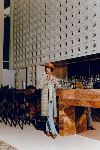 W Hotels X Rent The Runway - Ethan Gulley | Los Angeles Photographer