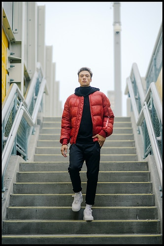 Alpha Industries Winter 17 - Ethan Gulley | Los Angeles Photographer