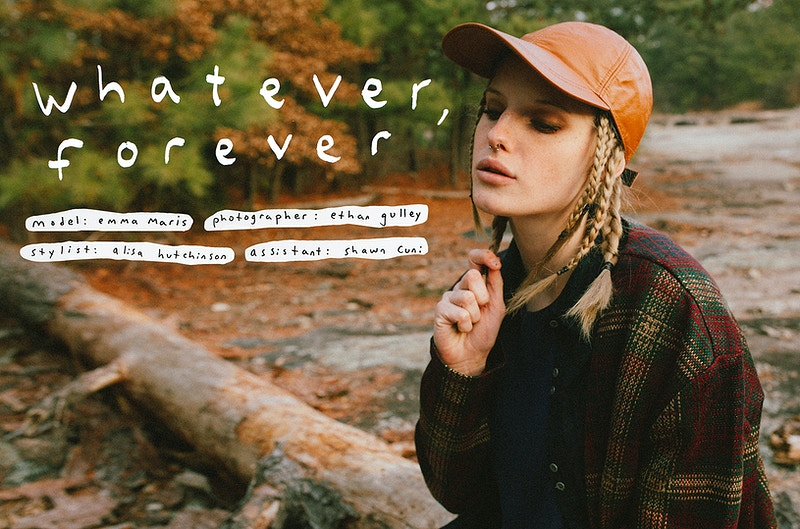 Whatever Forever Cake Magazine 2014 - Ethan Gulley   Los Angeles Photographer