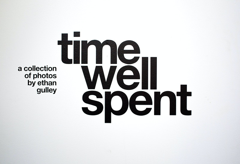 Time Well Spent Show - Ethan Gulley | Los Angeles Photographer
