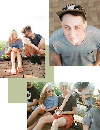 Summer Friends Auburn Al - Ethan Gulley | Los Angeles Photographer