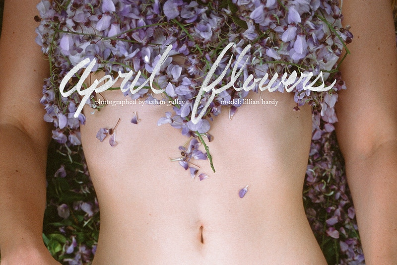 April Flowers - Ethan Gulley | Los Angeles Photographer