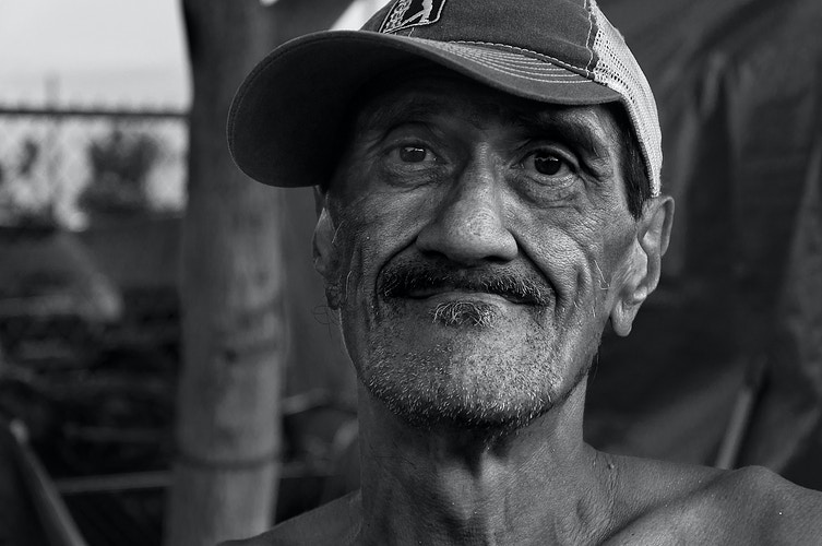 Homeless but Hopeful - Ethan Whitecotton Photography