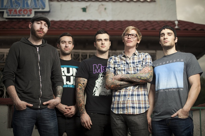 Evergreen Terrace (Metal Blade) - Evan Dell Photography