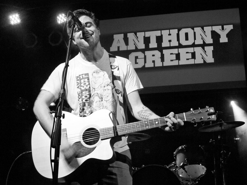 Anthony Green - Evan Dell Photography