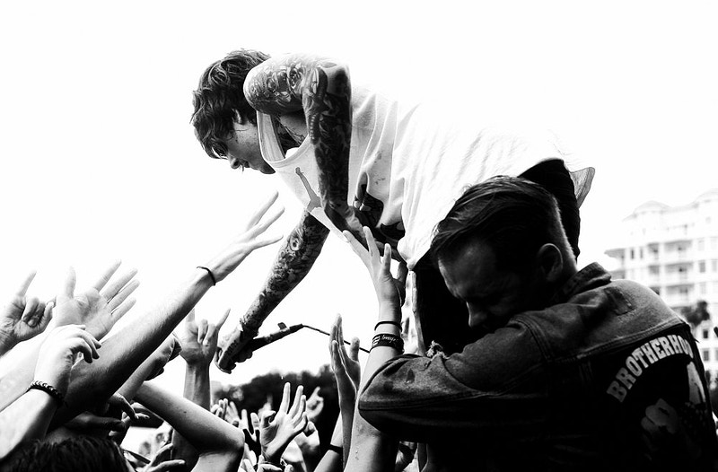 Bring Me The Horizon - Evan Dell Photography