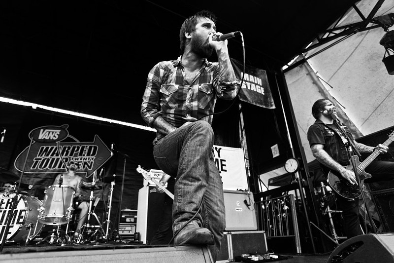 Every Time I Die - Evan Dell Photography