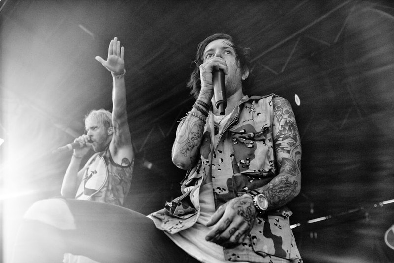 Breathe Carolina - Evan Dell Photography