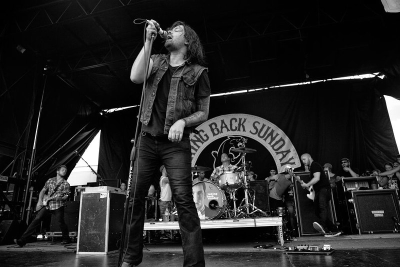 Taking Back Sunday - Evan Dell Photography
