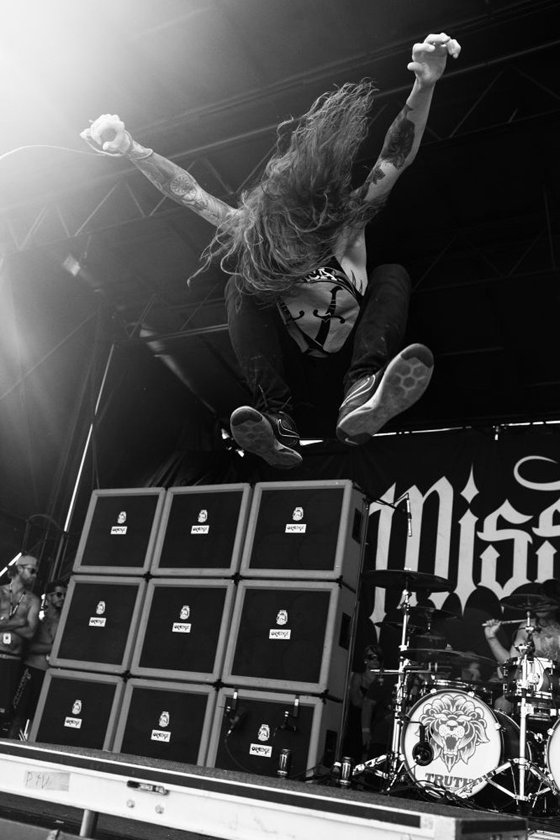 Miss May I - Evan Dell Photography