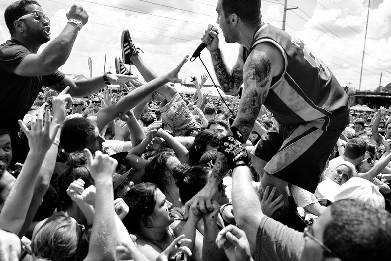 New Found Glory - Evan Dell Photography
