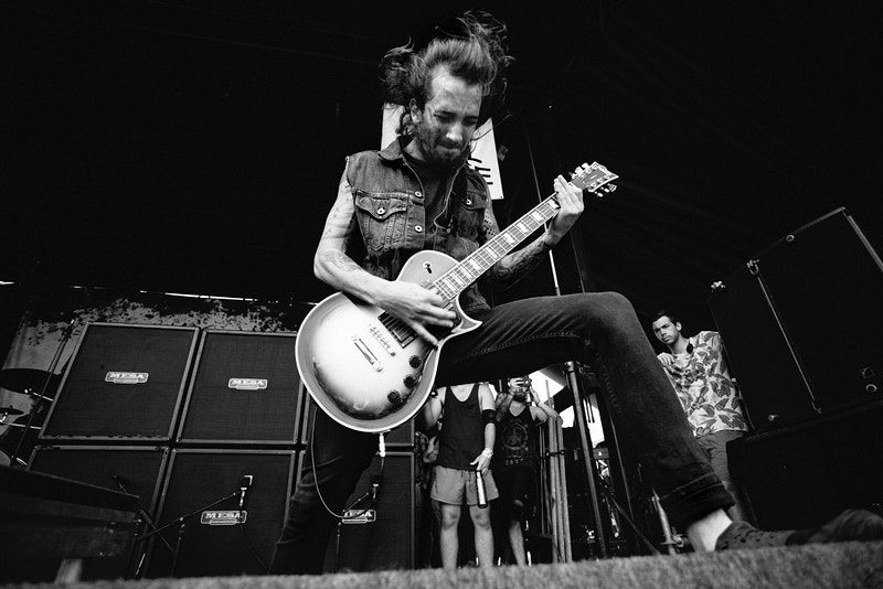 Memphis May Fire - Evan Dell Photography