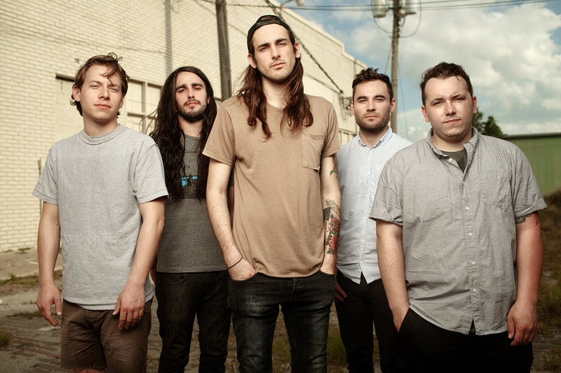 Pianos Become The Teeth (Top Shelf Records) - Evan Dell Photography
