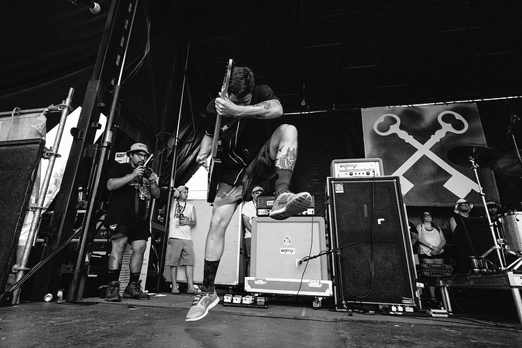 Warped Tour Live 15 - Evan Dell Photography