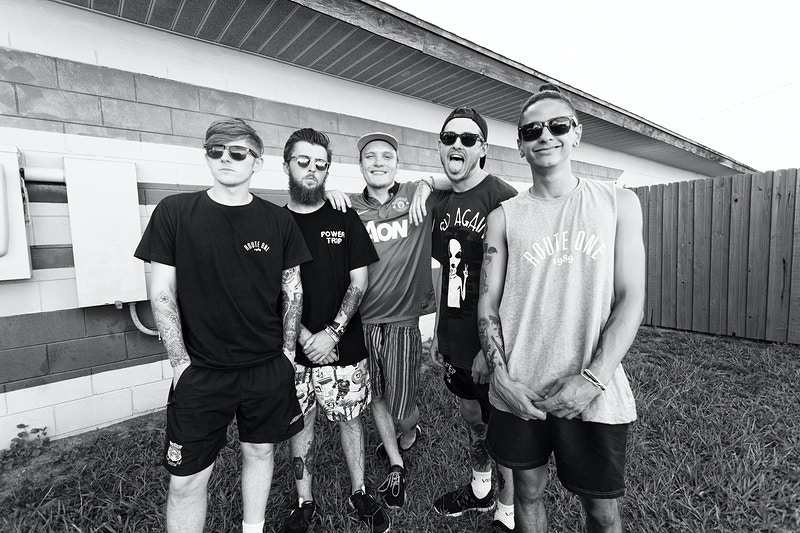 Neck Deep - Evan Dell Photography